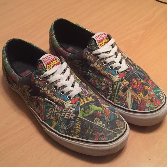 vans marvel scarpe
